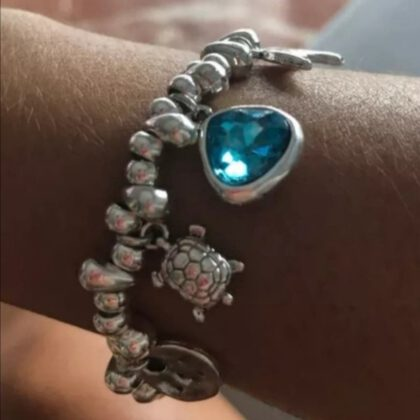 Pulsera «Blue sea»